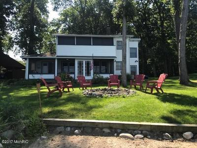 Single Family Home For Sale: 737 S Gull Lake Drive