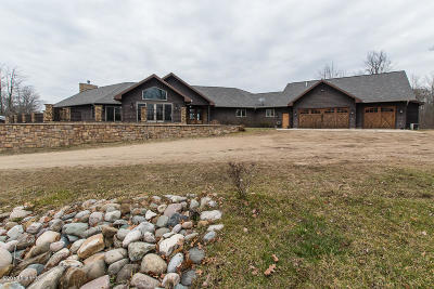 Single Family Home For Sale: 12607 Val Pine Drive