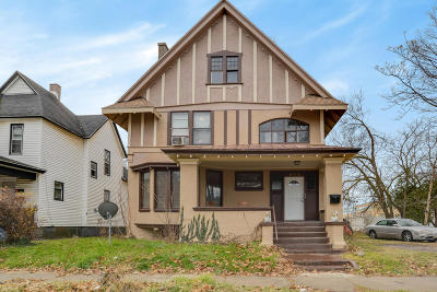Grand Rapids Multi Family Home For Sale: 815 Cass Avenue SE