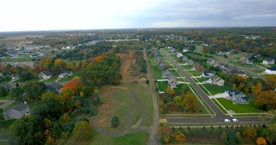 Kalamazoo County Residential Lots & Land For Sale: 7300 W Q Avenue #Lot 8