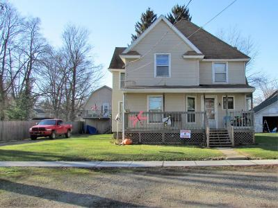 Multi Family Home For Sale: 215 N Church Street
