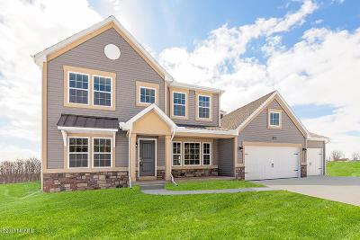 Kalamazoo County Single Family Home For Sale: 7257 Waltham Drive