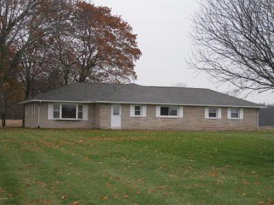 Kalamazoo County Single Family Home For Sale: 12504 S 42nd Street
