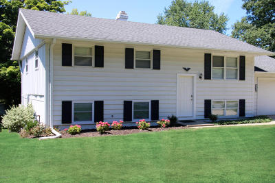 Van Buren County Single Family Home For Sale: 1250 Monroe Boulevard