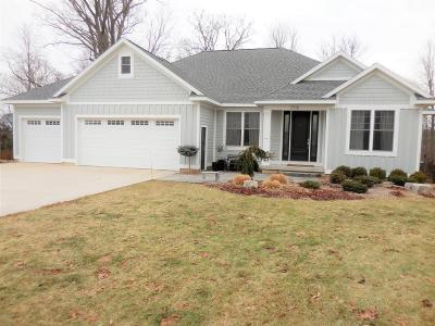 Kent County Single Family Home For Sale: 7715 Anchorage Drive