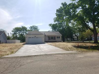 Baroda Single Family Home For Sale: 9077 Third Street