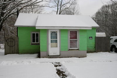 Cass County Single Family Home For Sale: 60815 Marble Street