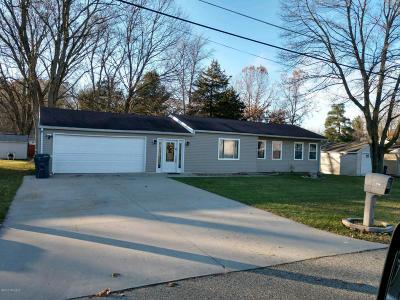 Kalamazoo County Single Family Home For Sale: 594 Sandwood Street