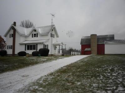 Kalamazoo County Single Family Home For Sale: 13901 E Q Avenue