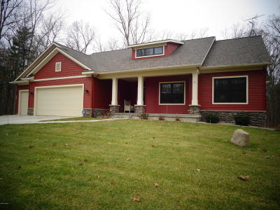 Allegan County Single Family Home For Sale: 2506 52nd Street