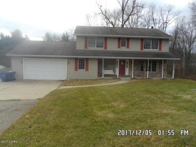 Kalamazoo County Single Family Home For Sale: 5055 Deerland Street
