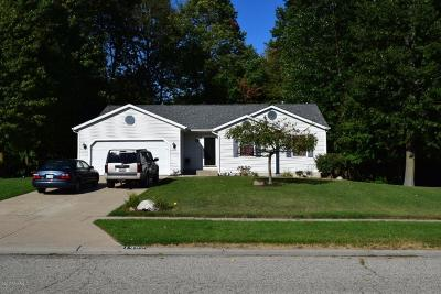Single Family Home For Sale: 1483 Mulligan Drive