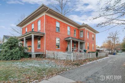 Kalamazoo County Multi Family Home For Sale: 412 S Main Street