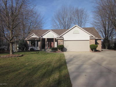 Single Family Home For Sale: 7541 Woodcliff Drive