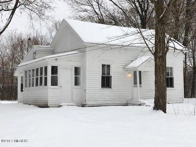 Muskegon County, Newaygo County, Oceana County, Ottawa County Single Family Home For Sale: 914 Oak Avenue