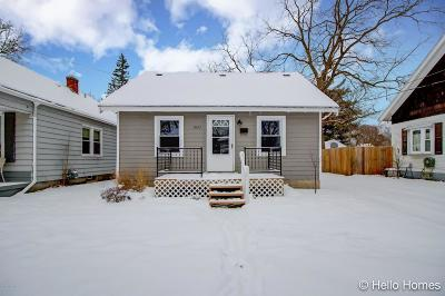 Grand Rapids Single Family Home For Sale: 1023 Merrifield Street SE