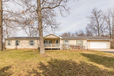 Single Family Home For Sale: 11538 Shaver Road