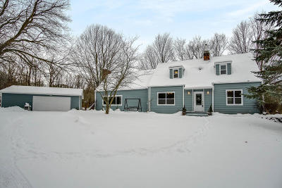 Benton Harbor Single Family Home For Sale: 4091 Schmuhl Road