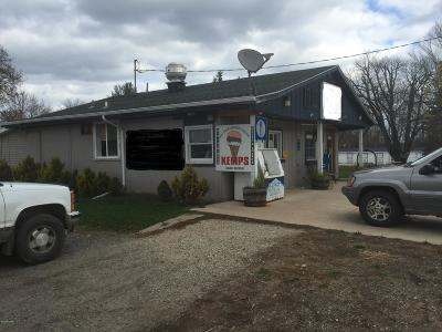 Chippewa Lake MI Commercial For Sale: $124,900