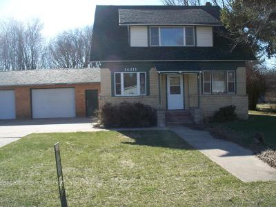 Mecosta County Single Family Home For Sale: 14211 Main Street