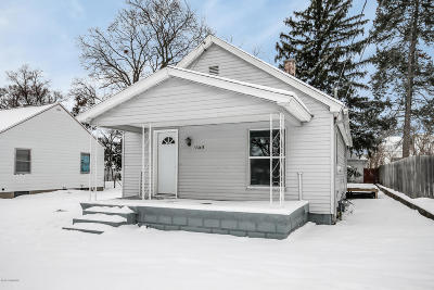 Grand Rapids Single Family Home For Sale: 1145 Temple Avenue SE