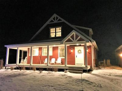 Sawyer MI Single Family Home For Sale: $425,000
