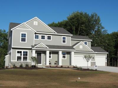 Hudsonville Single Family Home For Sale: 6342 Eaglewood Drive