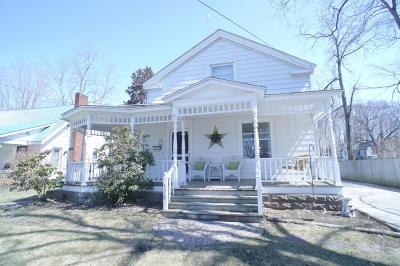 Allegan Single Family Home For Sale: 176 S Main Street