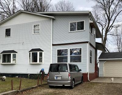 Cassopolis Single Family Home For Sale: 22222 Beech Street