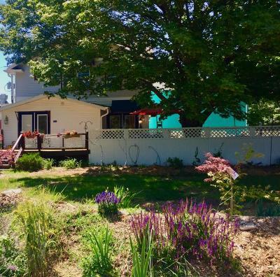 Saugatuck, Douglas Single Family Home For Sale: 312-A Ferry