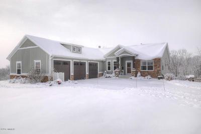 Byron Center Single Family Home For Sale: 644 Lynn Kay Drive
