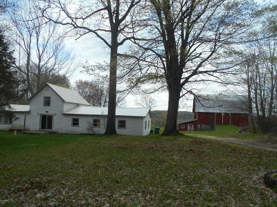 Mecosta County Single Family Home For Sale: 13502 Taft Road