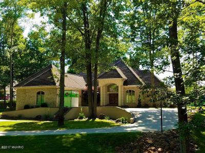 Canadian Lakes Single Family Home For Sale: 9321 Briarstone Drive