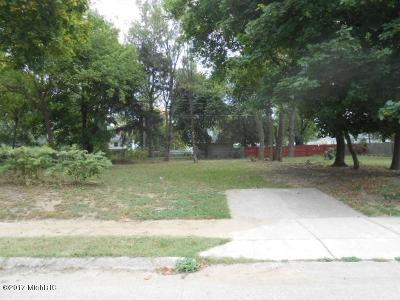 Benton Harbor Residential Lots & Land For Sale: 1173 Pavone Street