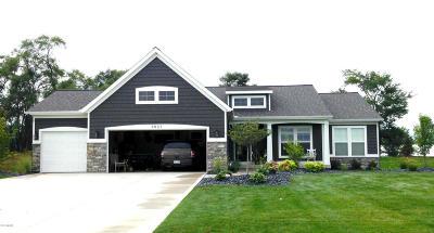 Hudsonville Single Family Home For Sale: 5657 Cory Dr.