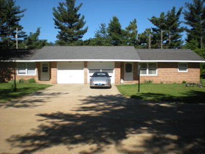Berrien County Multi Family Home For Sale: 6810 E Napier