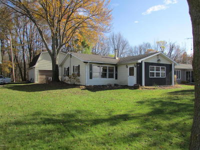 Single Family Home For Sale: 468 Longview Drive