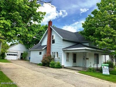 Mecosta County Single Family Home For Sale: 125 S 3rd Avenue