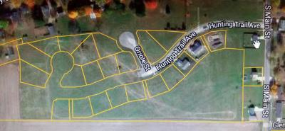 Branch County Residential Lots & Land For Sale: 4 & 8 Hunting Trail
