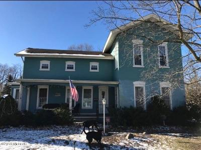 Jonesville MI Single Family Home For Sale: $165,000