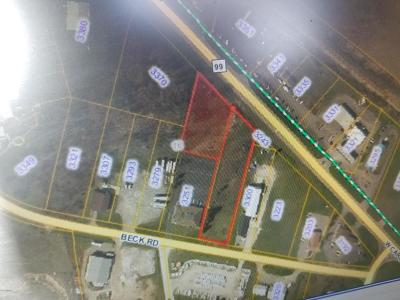 Hillsdale Residential Lots & Land For Sale: Beck Road