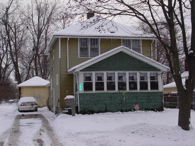 Hastings MI Single Family Home For Sale: $94,900