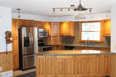 Manistee County Single Family Home For Sale: 7429 Leonard Avenue