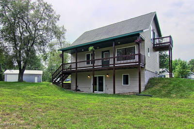 Manistee County Single Family Home For Sale: 16600 Henry