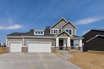 Hudsonville Single Family Home For Sale: 6526 Alward