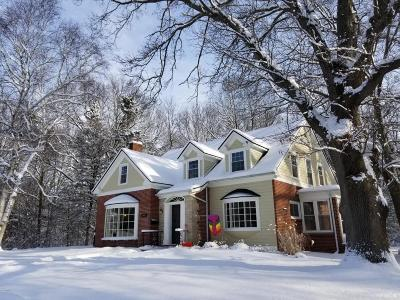 Saugatuck Single Family Home For Sale: 3445 Blue Star Highway