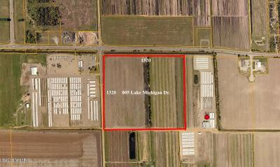 Holland, West Olive Residential Lots & Land For Sale: 005 Lake Michigan Drive