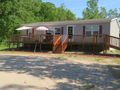 Delton Single Family Home For Sale: 5802 Osceola Drive