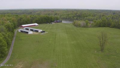 Berrien County, Cass County, Van Buren County Single Family Home For Sale: 16922 Mt. Zion