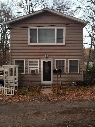 Gowen MI Single Family Home For Sale: $69,900